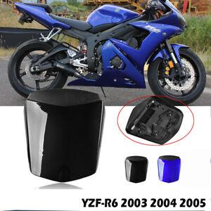 Carénage vis OEM Style Yamaha yzf-r6 rj05//09 03-05 noir