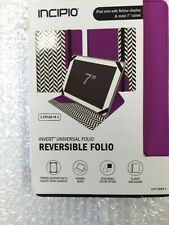 Incipio Invert 2 Styles In 1 Reversible Folio Case For iPad Mini 1/2/3 NEW