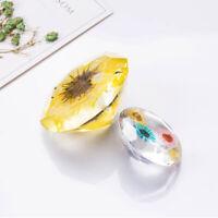 Diamond Silicone Tool Pendant Mold Epoxy Resin Craft Making Jewelry Mould DIY