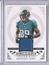 Marcedes Lewis 73 2012 National Treasures Jersey 29/99