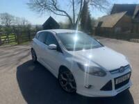 2012 Ford Focus 1.6 TDCi Zetec S 5dr Hatchback Diesel Manual