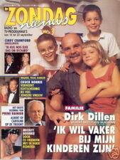 ZONDAG NIEUWS 37 (12/9/95) MICKEY ROURKE CHUCK NORRIS