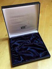 MontBlanc Box for 2x Pens Boheme Starwalker Meisterstuck Noblesse Mont Blanc