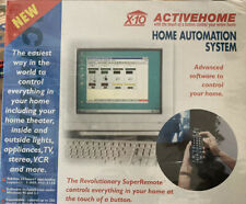 New X-10 Activehome Wireless Home Automation Kit