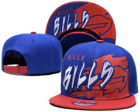 Buffalo Bills NFL Football Embroidered Hat Snapback Adjustable Cap
