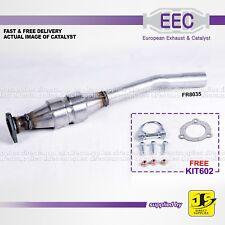 EEC CATALYST FR8035 FORD GALAXY 2.3 16V E5SA;Y5B PETROL MPV FREE KIT