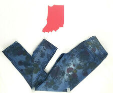 Maurices Floral Image  Womens Jeans 30x32
