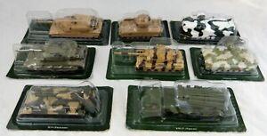EAC Die Cast Panzermodelle zur Auswahl Maßstab 1:72