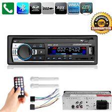 BLUETOOTH AUTORADIO FREISPRECH-EINRICHTUNG STEREO USB SD AUX MP3 4x60W 1DIN