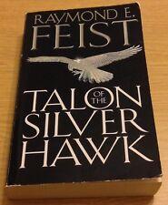 TALON SILVER HAWK Raymond E Feist Book (Paperback)