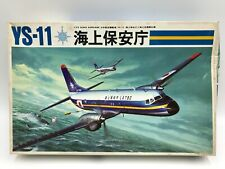 Bandai 1/72 YS-11 Japanese Maritime Safety Agency / JMSDF (0044211) - OOP