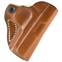 DeSantis Mini Scabbard Belt Holster Fits Sig Sauer P938 Right Hand Tan 019TA37Z0