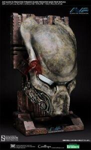 Pyramid Guard Predator Mask Prop Replica CoolProps Sideshow Exclusive #200/500