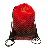 Official MANCHESTER UNITED FC Gym BAG School Sports Man Utd Gift