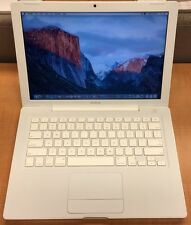Apple MacBook 5,2 Laptop OS X El Capitan 2.13GHz 4GB RAM 160GB HDD