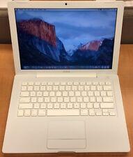 Apple MacBook 5,2 Laptop OS X El Capitan 2.13GHz 4GB RAM 160GB HDD