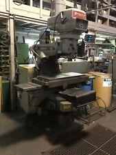 Bridgeport Series Ii Vertical Mill