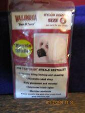 Valhoma Corp. Muzzle Minder Nylon Muzzle Size 0-Toy Poodle/Yorkie/Pomeranian- Nib