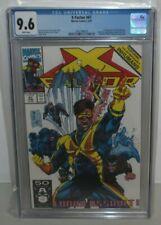 X-Factor #67 CGC 9.6 1991 Marvel 1st App Shinobi Shaw, Inhumans App: New Frame