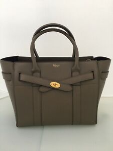 ❤️ Stunning Mulberry Zipped Bayswater In Dune Excellent Used condition