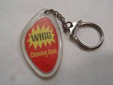 ANCIEN PORTE CLES WIGG CHEWING GUM