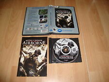 MEDAL OF HONOR AIRBORNE DE EA GAMES PARA PC USADO COMPLETO