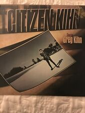Citizen Kihn Starring Greg Kihn LP