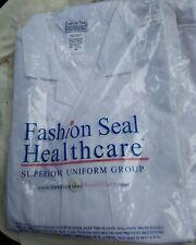 Lot Of 2 NEW White Lab Coats, 42 Long, Exam Lab Coat, Unisex