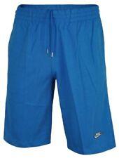Ropa deportiva de hombre azules Nike de 100% algodón