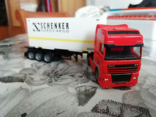 DAF TGA XXL JUMBO CHARLES KNIE Herpa 303668 Auto Trucks Camion scala 1:87 model