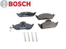 Bosch BE1578H Blue Disc Brake Pad Set with Hardware
