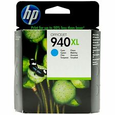 HP 940XL cyan C4907A OfficeJet Office Jet Pro 8000 8500 ------------ OVP 07/2016