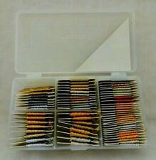 Floss Master Plastic Box W/Metallic Assortment 60 Unused Reels Of Glissen Gloss