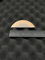 Rare Superconductor Metal Sliver Slice Chunk Collectible Copper Niobium (007)