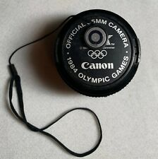 Canon Official 35mm Camera 1984 Olympic Games Canon Lens FD 50mm