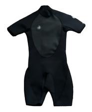Body Glove Spring Suit Mens Surf Wetsuit Black Grey