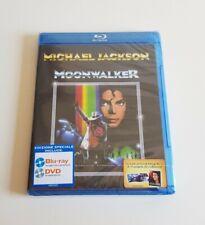 Moonwalker Michael Jackson bluray edizione italiana Fuori catalogo Nuovo