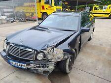 W210 240 TD Kombi Unfallfahrzeug