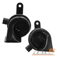 2x HORN SIGNALHORN HOCHTON+TIEFTON VW CADDY III 3 GOLF PLUS 5M V 5 1K 1.2 - 3.2
