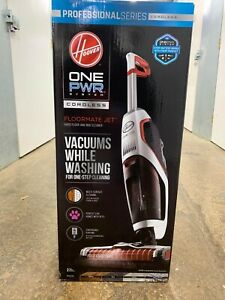 BRAND NEW - HOOVER ONEPWR FloorMate JET Cordless Hard Floor Cleaner BH55200B
