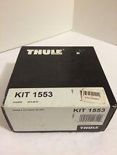 Thule Kit 1553 Roof Rack Fit Traverse Foot Packs Mazda 6 4 Door Sedan 09