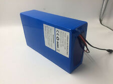 48 volt 20ah Lithium ion battery & charger for electric bicycle