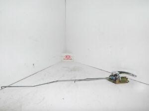 Kia Sorento JC 2,5 CRDi Türgriff hinten rechts Chrom Türöffner