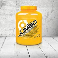 SCITEC NUTRITION JUMBO PROFESSIONAL mass gainer protein creatine BCAA