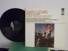 """Gary Lewis & Playboys,Liberty,""""More Golden Greats"""",US,LP,stereo,gatefold,MINT"""
