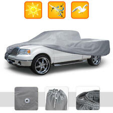 Truck Cover Fits Chevy Silverado 1999 to  2015 Extended Cab Indoor Semi Custom