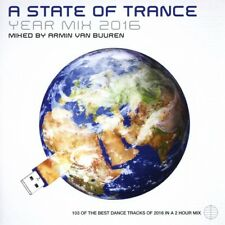 Armin van Buuren - A State Of Trance Year Mix '16 (NEW 2 x CD)