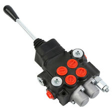 Adjustable Hydraulic Directional Control Valve Tractor Loader With Joystick 250bar