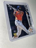 2020 Topps Chrome Yordan Alvarez Ben Baller Edition Rookie Card #200 Astros RC