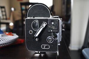 Bolex H8 Movie camera